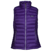 Patagonia Down Sweater Womens Vest, Concord Purple, medium