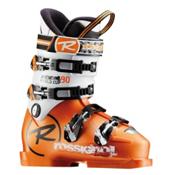 Rossignol Radical World Cup SI 90 Race Ski Boots, Solar-Black, medium