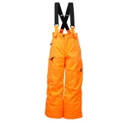 Spyder Propulsion Kids Ski Pants, Bryte Orange, medium