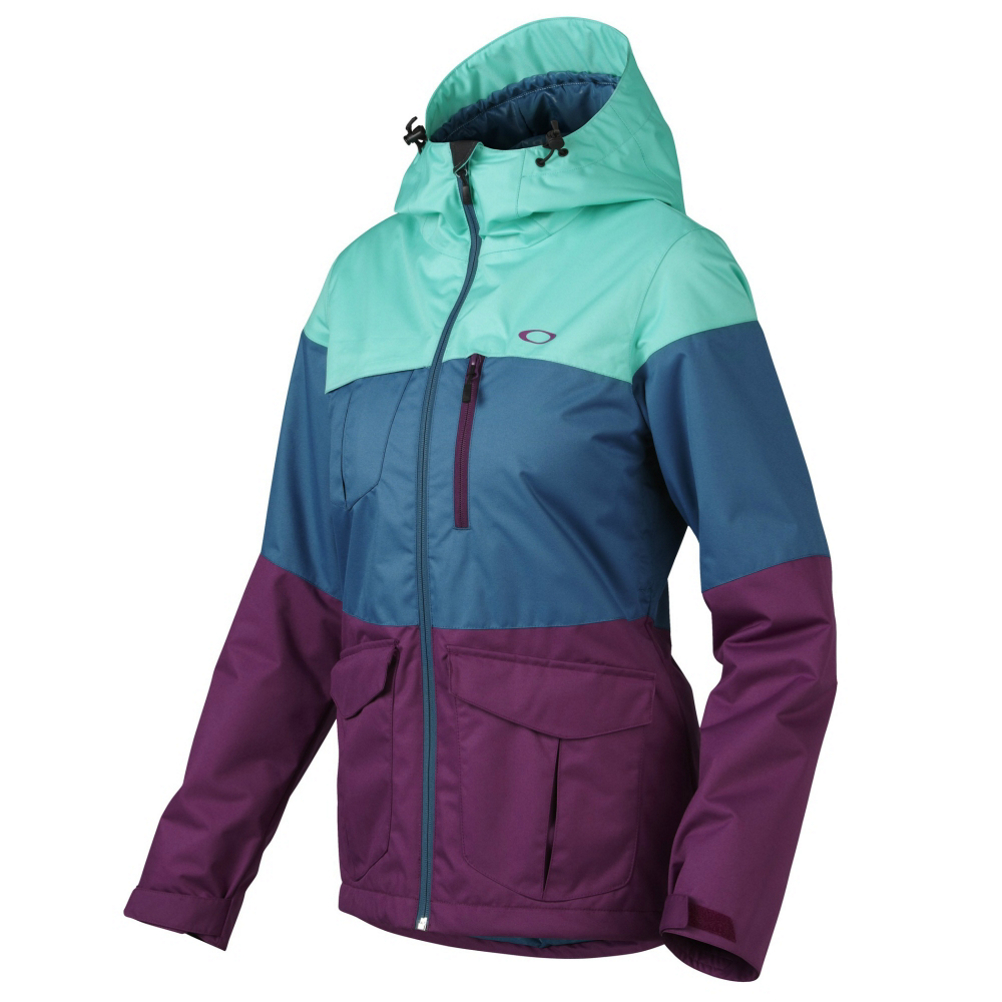 Oakley Bravo Womens Insulated Snowboard Jacket