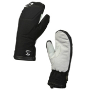 Oakley Snowmad Mittens, Black, medium