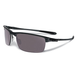 Oakley Carbon Blade Polarized Sunglasses, Carbon Fiber, 256