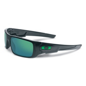 Oakley Crankshaft Sunglasses, Black Ink, medium