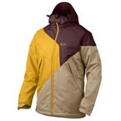 Oakley Brigade Mens Insulated Ski Jacket, Aubergine, medium
