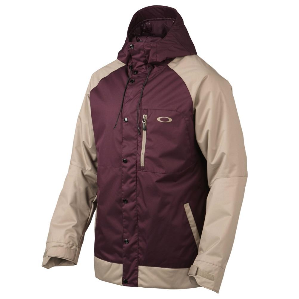 Oakley Squadron Mens Insulated Ski Jacket