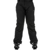 Oakley Fleet Insulated Mens Ski Pants, Jet Black, medium