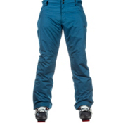 Oakley Fleet Insulated Mens Ski Pants, Moroccan Blue, medium