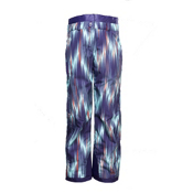 Spyder Vixen Girls Ski Pants (Previous Season), Regal Dashed Print, medium