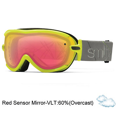 Smith Virtue Womens Goggles, Black-Ignitor, viewer