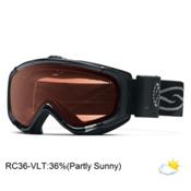 Smith Phenom Turbo Fan Goggles, Black-Rc36, medium