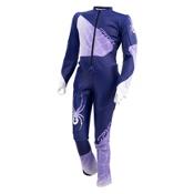 Spyder Nine Ninety Girls Race Suit, Regal-Purple, medium
