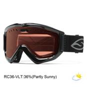 Smith Knowledge OTG Goggles, Black-Rc36, medium