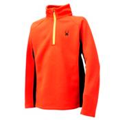 Spyder Core Outbound Half Zip Kids Sweater, Volcano, medium