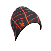 Spyder Web Kids Hat, Black-Volcano, medium