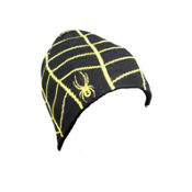 Spyder Web Kids Hat, Black-Acid, medium