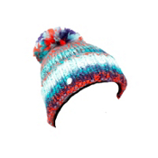 Spyder Twisty Kids Hat, Regal-Chill-Sizzle, medium