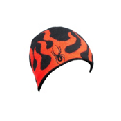 Spyder Mini Fire Toddlers Hat (Previous Season), Black-Volcano, medium