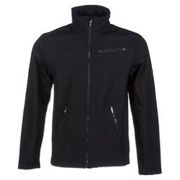 Spyder Fresh Air Mens Soft Shell Jacket (Previous Season), Black-Slate, 256