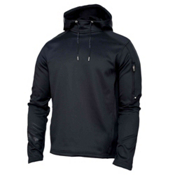 Spyder Boosted Hoody Hoodie, Black-Black, medium