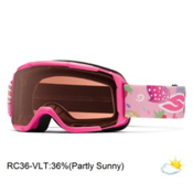 Smith Daredevil Girls Goggles 2015, Bright Pink Cupcakes-Rc36, medium