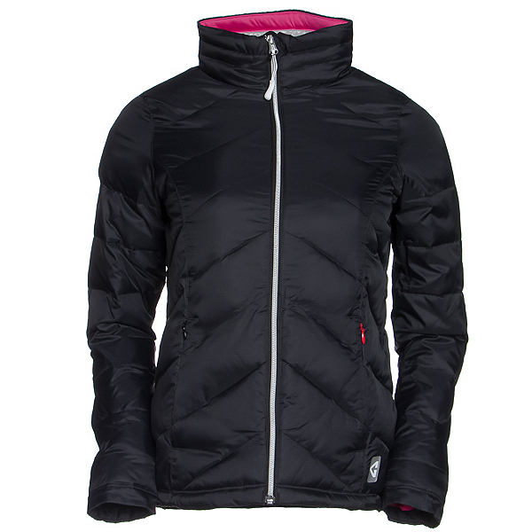 Gerbing Heated Puffer Womens Jacket, Black, 600