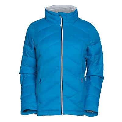 Gerbing Heated Puffer Womens Jacket, Black, viewer