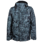 686 Parklan Field Mens Insulated Snowboard Jacket, Gunmetal Desert Camo, medium