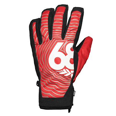 686 Authentic Icon Pipe Gloves, , viewer