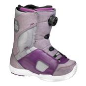 Flow Lotus Coiler Womens Snowboard Boots, Purple, medium