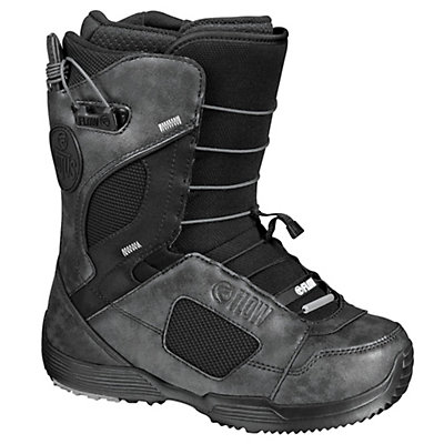 Flow Lotus QuickFit Womens Snowboard Boots, Blk-Blk, viewer
