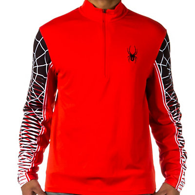Spyder Webstrong Dry WEB T Neck Mens Mid Layer (Previous Season), , viewer