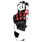 Spyder Team Ski Gloves, White, medium