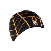 Spyder Web Hat, Black-Bryte Orange, medium