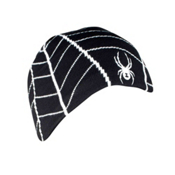 Spyder Web Hat, Black-White, medium