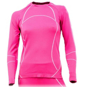 Spyder Olympian Long Sleeve Womens Long Underwear Top, , medium