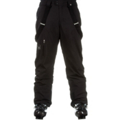 Spyder Dare Athletic Fit Mens Ski Pants, Black, medium