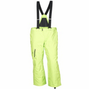 Spyder Dare Athletic Fit Short Mens Ski Pants, Mantis Green, medium