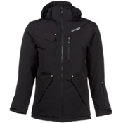 Spyder Flywheel Mens Insulated Ski Jacket, Black, medium