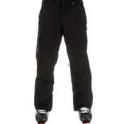 Spyder Troublemaker Mens Ski Pants, Black, medium
