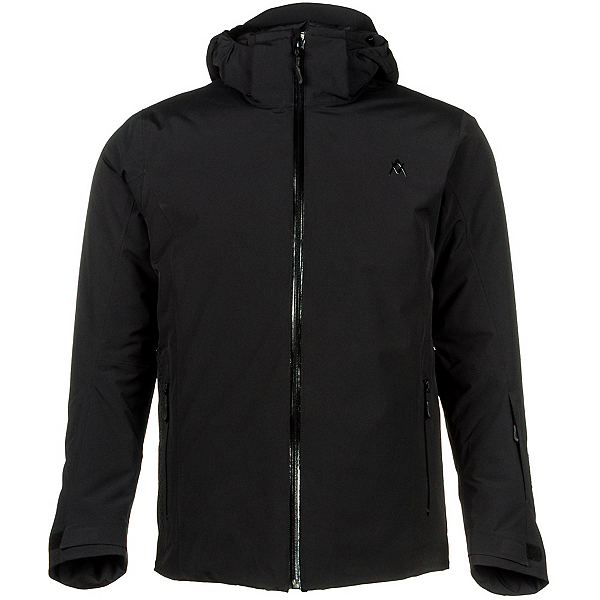 Volkl Black Knight Mens Insulated Ski Jacket, Black, 600