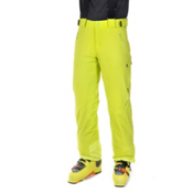 Volkl Black Jack Mens Ski Pants, Lime, medium