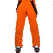 Volkl Black Jack Mens Ski Pants, Orange, medium