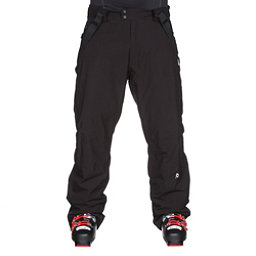 Volkl Perfect Fitting Mens Ski Pants, Black, 256