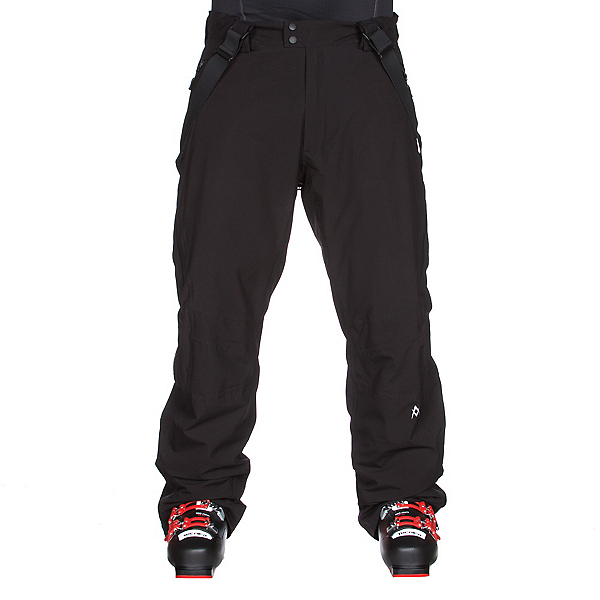 Volkl Perfect Fitting Mens Ski Pants, Black, 600
