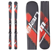 Elan Morpheo 4 Skis with EL 10.0 Bindings, , medium