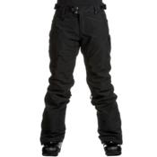 686 Authentic Misty Womens Snowboard Pants, Black, medium