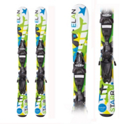 Elan Starr Kids Skis with QT 4.5 Bindings, , medium