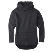 Burton Ellmore Pullover Sweatshirt, True Black Heather, medium