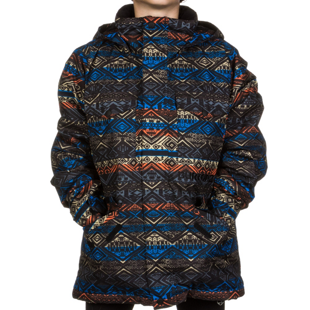 Burton Fray Boys Snowboard Jacket
