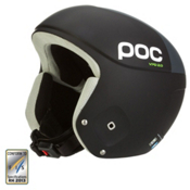 POC Skull Orbic Comp Helmet, Uranium Black, medium